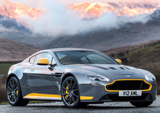 Aston Martin Vantage (2016->>)