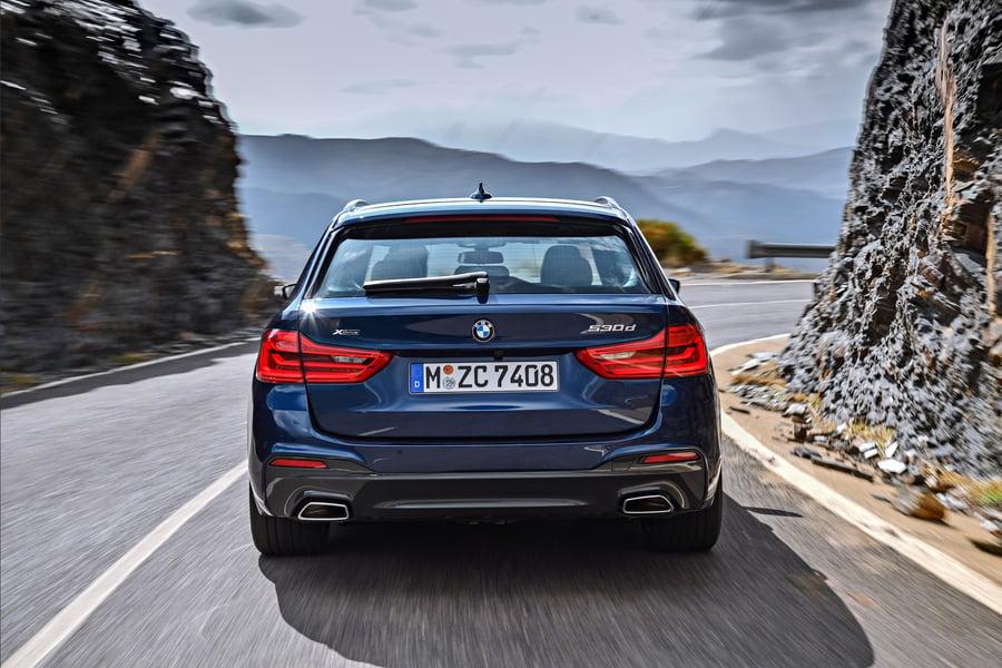 BMW Serie 5 Touring (4)