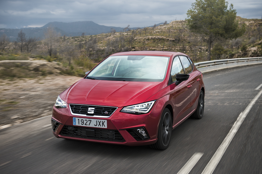 SEAT Ibiza 1.6 TDI 80 CV 5p. Business (3)
