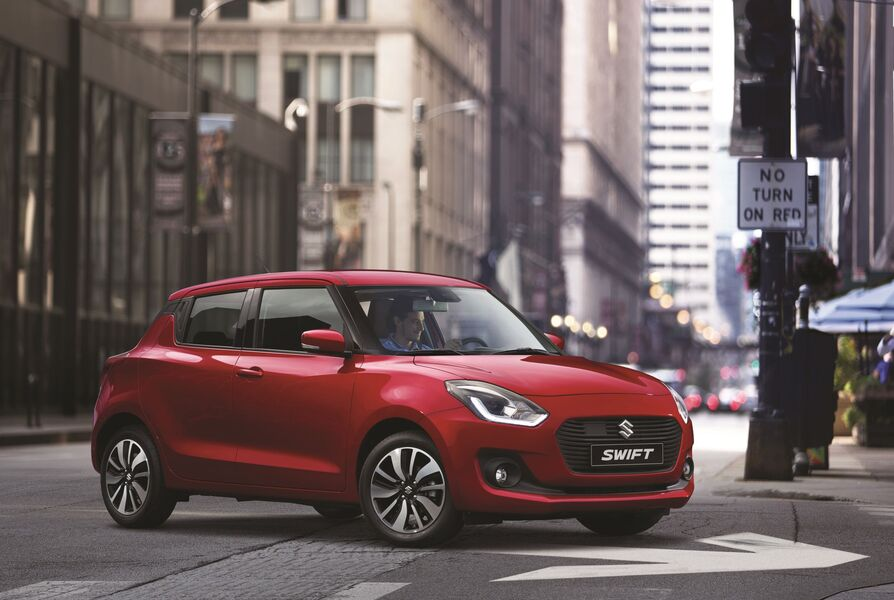 Suzuki Swift (2017->>)