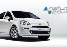 Fiat Punto a metano con sconto di 4500 €
