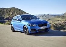 BMW Serie 1 restyling, ecco come cambia