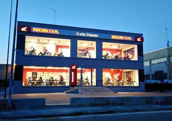 Moto Power inaugura la nuova sede con Freddie Spencer