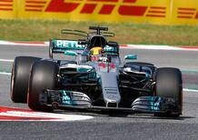 F1, GP Spagna 2017, Hamilton: «Che lotta con Vettel»