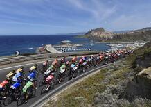 Passa il Giro D'Italia 2017, chiusa la A1