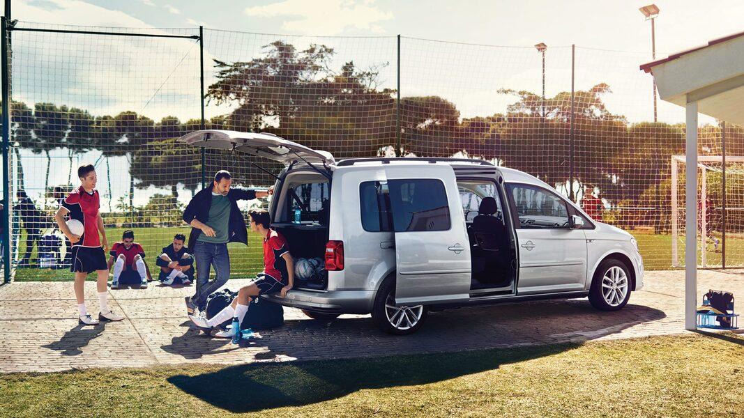Volkswagen Veicoli Commerciali Caddy (3)