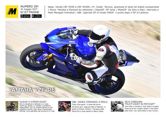 Magazine n° 291, scarica e leggi il meglio di Moto.it