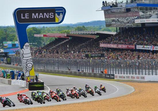 Orari TV MotoGP. Le Mans 2017, Francia