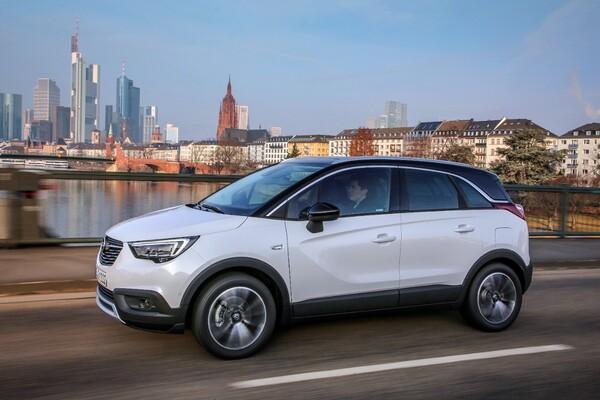 Opel Crossland X 2017 La Nuova Meriva Primo Test Video