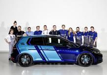 Volkswagen Golf GTI First Decade, la concept al Wörthersee 2017