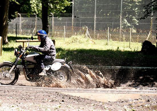 The Deus Swank Rally, tappa a Monza sull'anello alta velocità