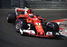 F1, GP Montecarlo 2017: pole per Raikkonen. Secondo Vettel