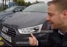 Nuova Audi A1: la video-prova