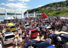 GTI Treffen 2017. Celebrazione del culto Volkswagen [Video]