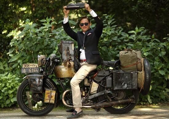 Concorso d'Eleganza Villa d'Este: la Puch 250 Indien-Reise è Best of Show