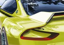 BMW 3.0 CSL Hommage, anteprima a Villa d'Este 2015