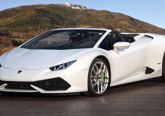 Lamborghini Huracán Spyder: l'abbiamo immaginata così