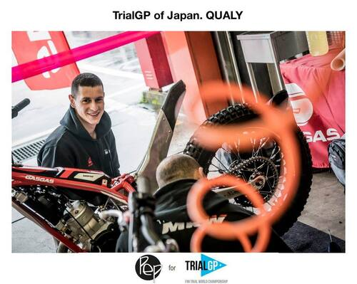 Mondiale Trial. Toni Bou raddoppia in Giappone (4)