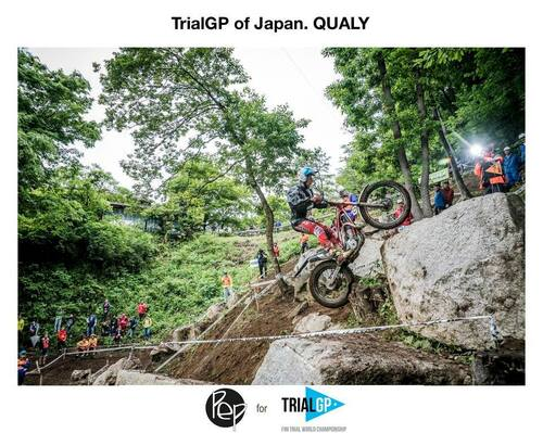 Mondiale Trial. Toni Bou raddoppia in Giappone (8)