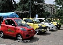 Car sharing: a Milano arriva Share'nGo, l'elettrica economica