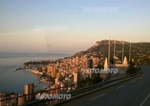Staurenghi e la F.1 vista dall'hospitality Pirelli: il GP di Montecarlo