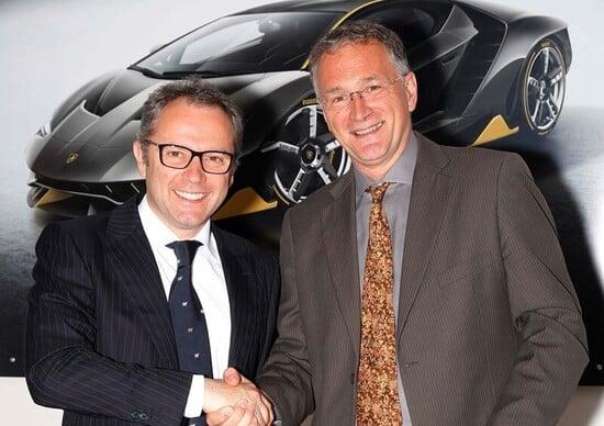 Lamborghini: i suoi compositi anche in ambito medico