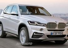 Nuova BMW X3: il futuro modello arriverà anche in versione M
