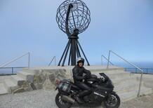 Viaggi in moto: Frankie a Capo Nord