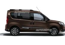 Nuovo Fiat Doblò Trekking, tutte le informazioni e i prezzi