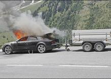 Audi A7, nuova fiammante