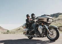 Harley-Davidson Discover More Tour al Motoraduno Hills Race