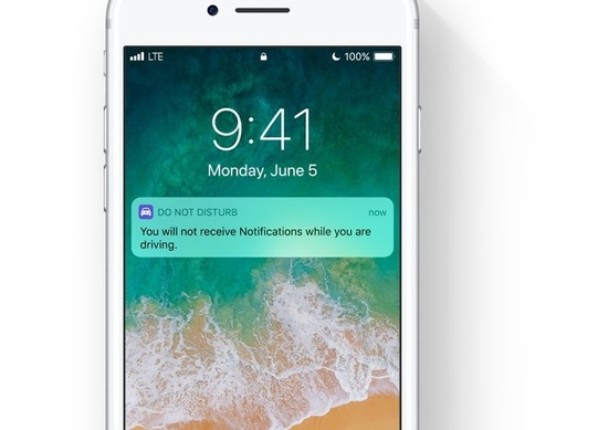Apple iOs 11: ecco le novità per l'auto