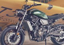 Yamaha XSR 700: svelato il prezzo