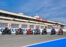 Comparativa Supersportive 2017 al Paul Ricard