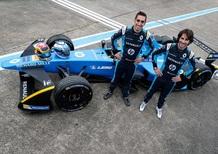 Buemi e Prost con Renault e.dams fino al 2019