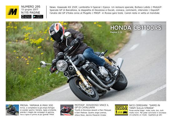 Magazine n° 295, scarica e leggi il meglio di Moto.it