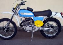 Restaurando, decima puntata: KTM 125 GS 1974