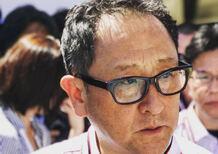 Toyoda: «Mi scuso con i piloti»