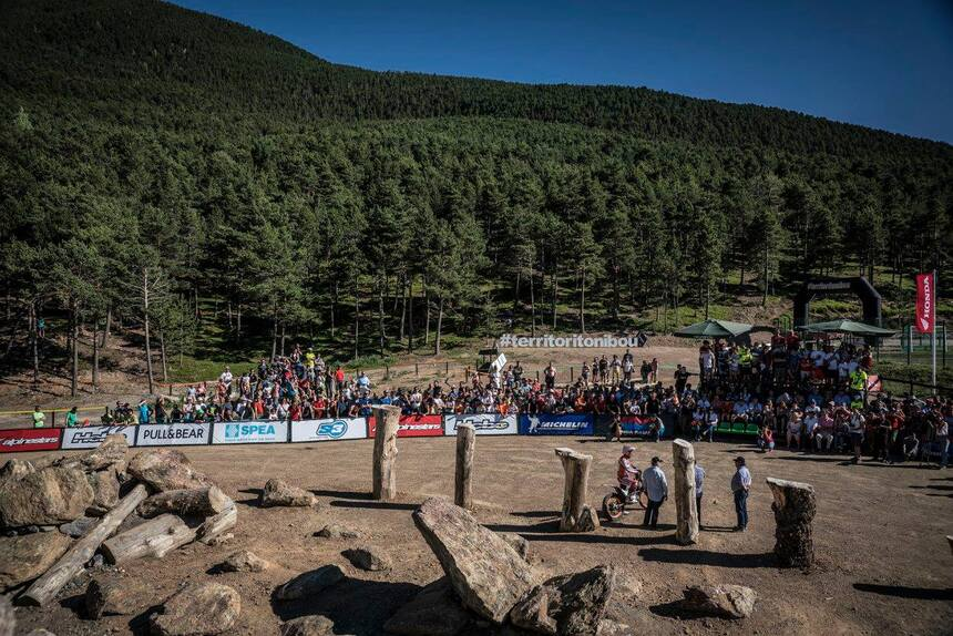 Mondiale Trial. Adam Raga batte Bou ad Andorra (5)