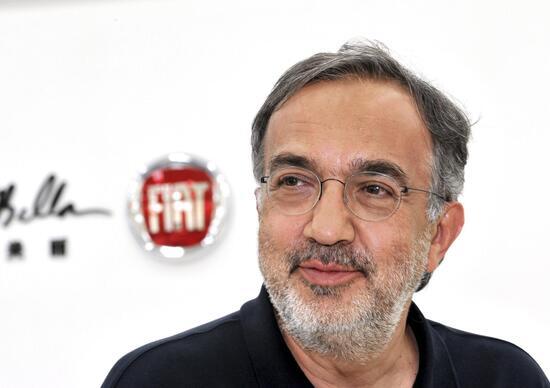 FCA, Marchionne:  piena occupazione in Italia per il 2018