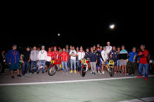 MotoGP 2015. Baldassarri vince la Spurtleda58 davanti a Dovizioso e Ferrari (5)