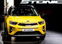 Kia Stonic, svelato il B-SUV [Video]