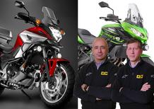 Colazione col Perfetto: Honda NC750X vs Kawasaki Versys 650