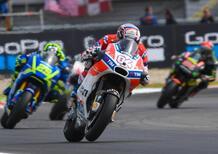 MotoGP 2017. I commenti dei piloti dopo le qualifiche di Assen