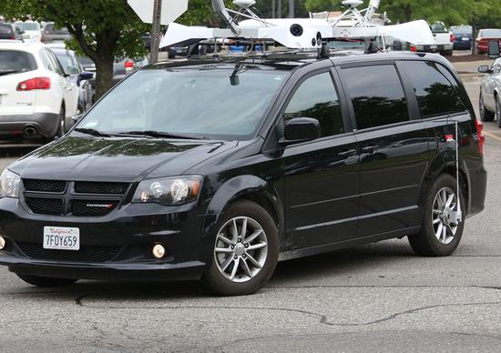Apple Project Titan, avvistato il muletto del minivan di Cupertino!