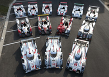 24 Ore di Le Mans: la straordinaria Audi R18 e-tron quattro