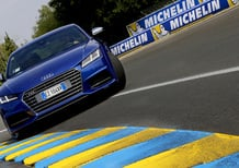 Audi TTS: un viaggio nella culla del Motorsport