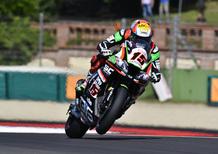 Alex de Angelis: Al cavatappi ti sparisce la moto da sotto!