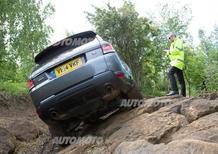 La Range Rover Sport è anche...  telecomandata