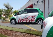 Sicilia: 100 Citroen C-Zero per Sibeg, imbottigliatore ufficiale di Coca-Cola dal 1960
